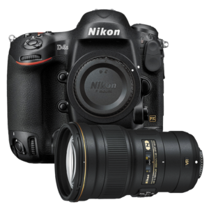 Nikon D4s + 300mm Lens