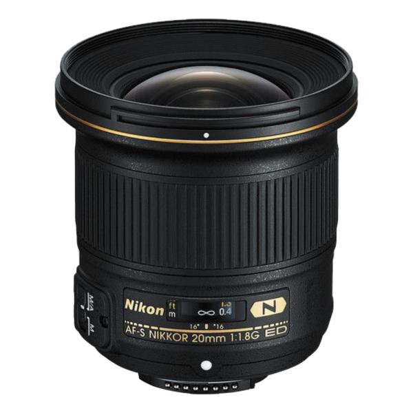 Nikon 20mm Lens